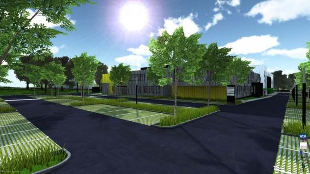 Architecture 3D Pau 00004