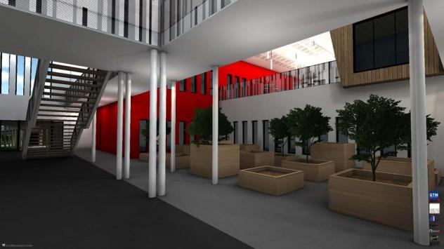 Architecture 3D Pau 00005