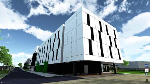 Architecture 3D Pau