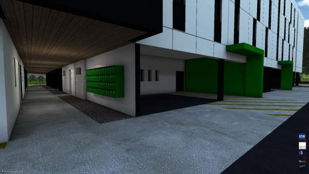 Architecture 3D Pau 00014