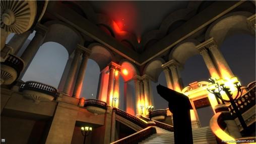 FPS opera garnier unity 3D
