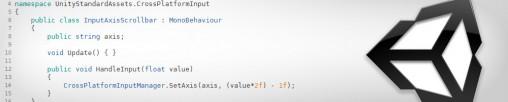 tuto programmation unity 3D