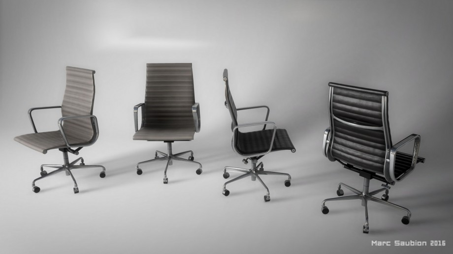 eames-executive-chair-3D-model