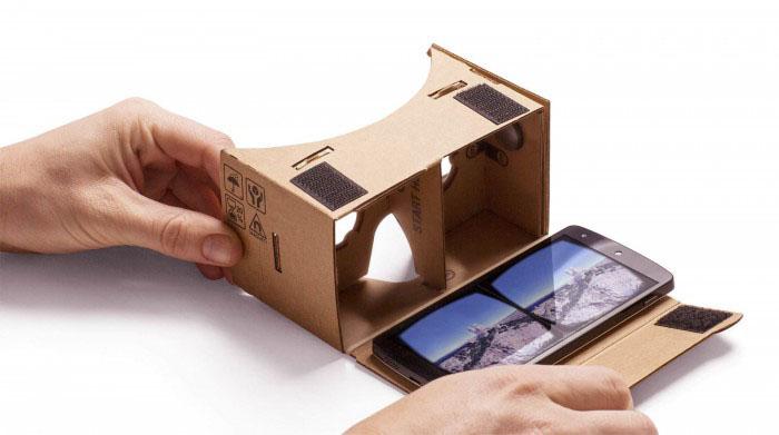 google-cardboards