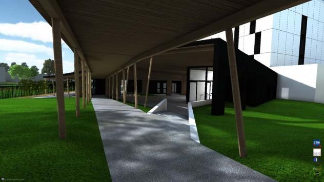 Architecture 3D Pau 00009