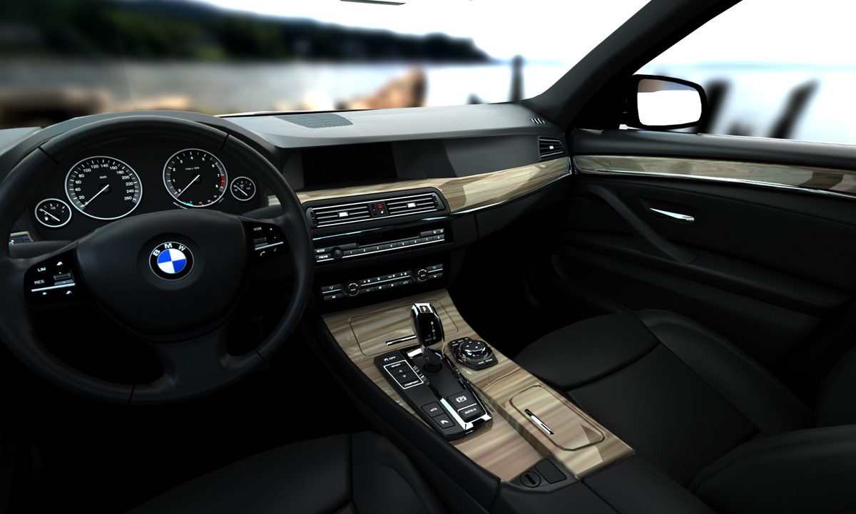 BMW-5-serie-Black-Leather-light-wood