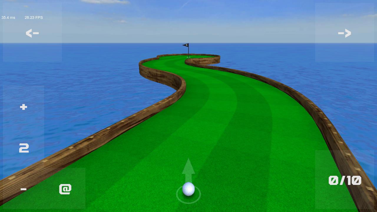 Tactical Mini-Golf